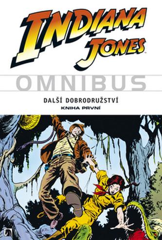 Indiana Jones: Další dobrodružství 1 - Archie Goodwin