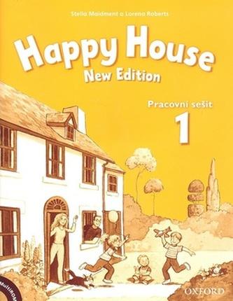 Happy House 1 New Edition Pracovní sešit