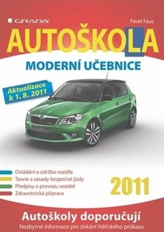 Autoškola 2011 - Pavel Faus