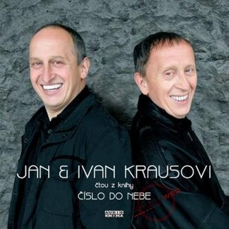 Krausovi čtou: Číslo do nebe - CD - Kraus Ivan