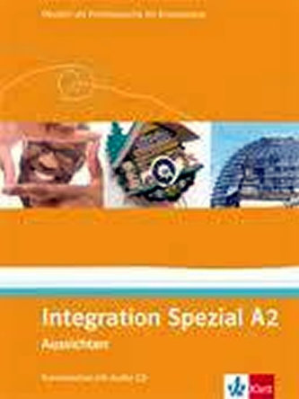 Aussichten A2 - Integration Spezial + CD - Hosni L. Ros-El a kolektiv