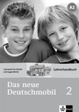 Das neue Deutschmobil 2 - metodická příručka - Douvitsas-Gamst J. a kolektiv