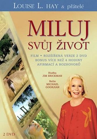 Miluj svůj život - DVD - Hay Louise L.
