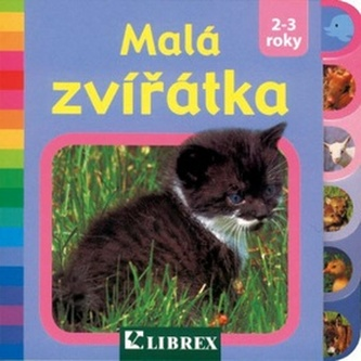 Malá zvířátka - 2-3 roky