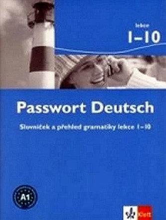 Passwort Deutsch 1 - Slovníček (3-dílný) - Albrecht U., Dane D., Fandrych Ch.,
