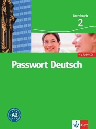 Passwort Deutsch 2 - učebnice + CD (3-dílný) - Albrecht U., Dane D., Fandrych Ch.,