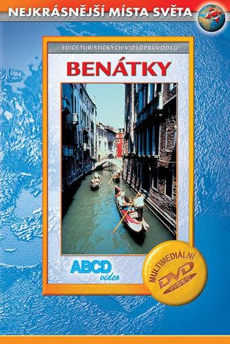 Benátky - Nejkrásnější místa světa - DVD