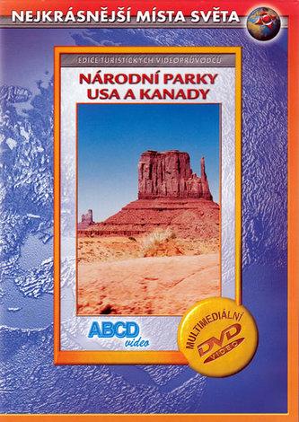 Národní parky USA a Kanady - DVD