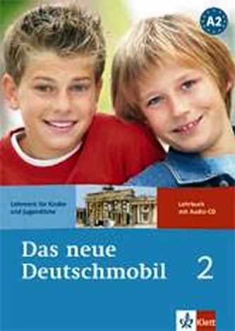 Das neue deutschmobil 2 - učebnice + CD - Douvitsas-Gamst J. a kolektiv