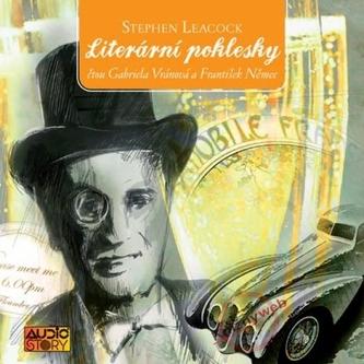 Literární poklesky - 2CD - Leacock Stephen