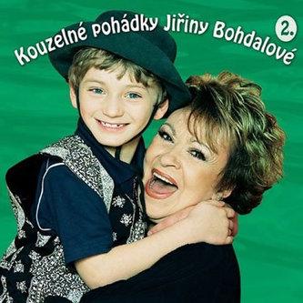 Kouzelné pohádky 2. - Karolínka, Lojzička - CD - Bohdalová Jiřina