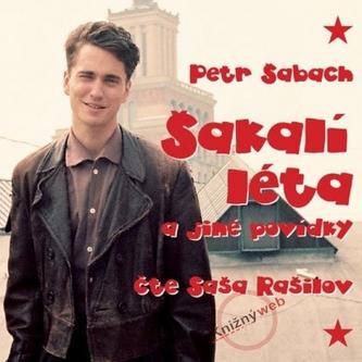 Šakalí léta a jiné povídky - 2CD - Šabach Petr