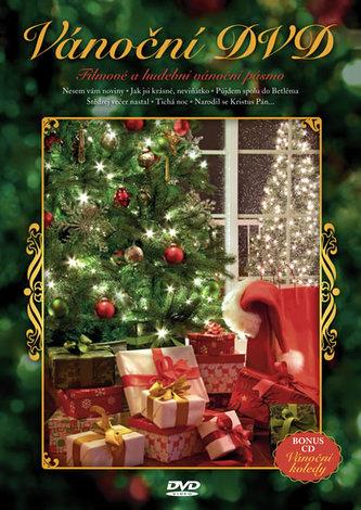 Vánoční DVD + bonus CD Vánoční koledy