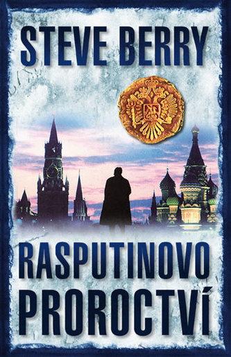 Rasputinovo proroctví - 2. vydání - Berry Steve