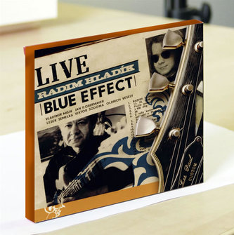 Live Blue Effect CD