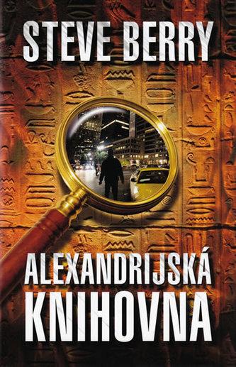 Alexandrijská knihovna - 3. vydání - Berry Steve
