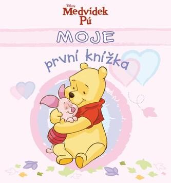 Moje první knížka - Medvídek Pú(růžová) - 4. vydání - Disney Walt