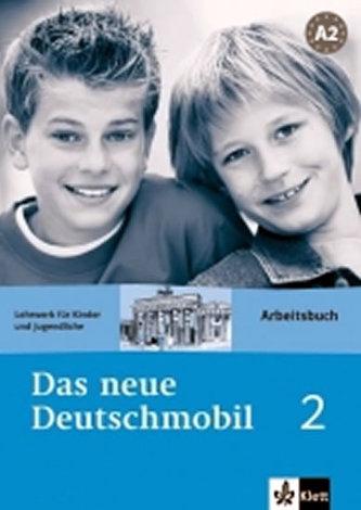 Das neue Deutschmobil 2 - pracovní sešit - Douvitsas-Gamst J. a kolektiv