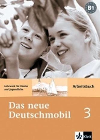 Das neue Deutschmobil 3 - pracovní sešit - Douvitsas-Gamst J. a kolektiv