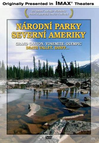 Národní parky Severní Ameriky - DVD