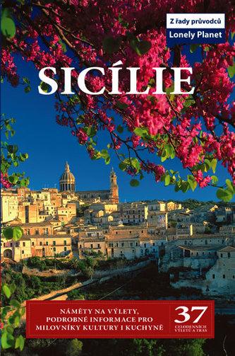 Sicílie - Lonely Planet - 2. vydání - Hardy Paula