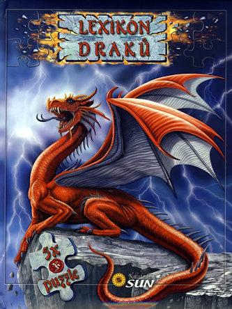 Lexikon draků - 5x puzzle
