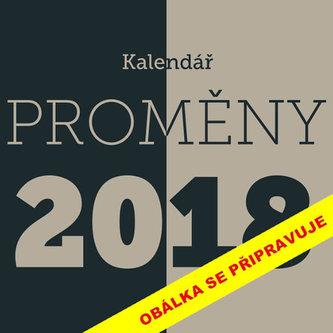 Kalendář 2012 - Proměny - Kurečka Petr, Škarpa Marek,