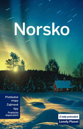Norsko - Lonely Planet - 2. vydání - Ham Anthony, Roddis Miles,
