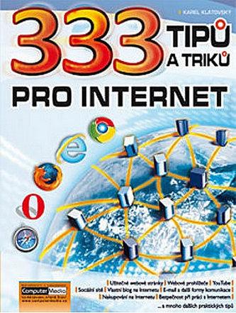 333 tipů a triků pro internet - Klatovský Karel