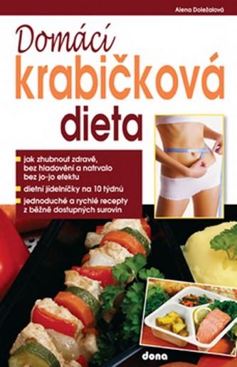 Domácí krabičková dieta - Doležalová Alena