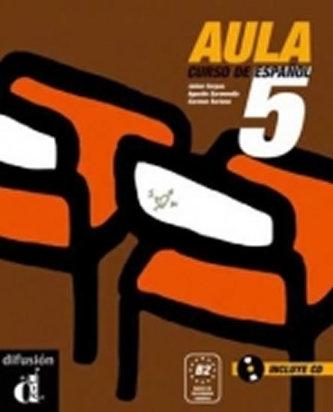 Aula 5 – Libro del alumno + CD