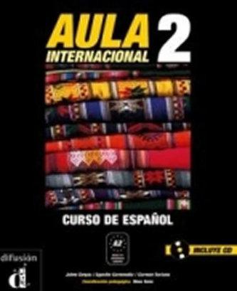 Aula Internacional 2 – Libro del alumno + CD