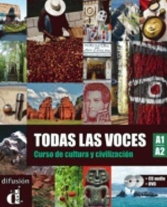 Todas las voces A1-A2 – Libro del alumno