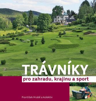 Trávníky pro zahradu, krajinu a sport - Hrabě František