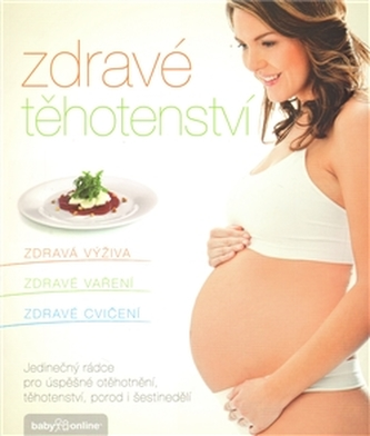 Zdravé těhotenství - Vorlová Kamila, Eliášová Jana,