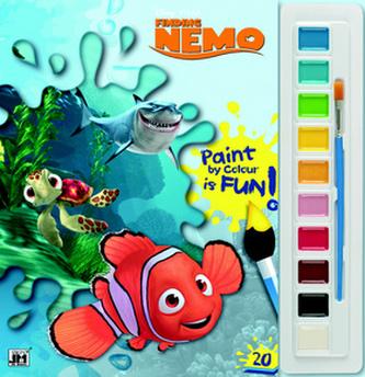 Kreativní set A4 Hledá se Nemo
