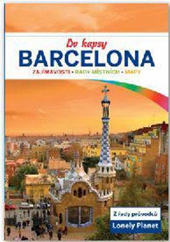 Barcelona do kapsy - Lonely Planet