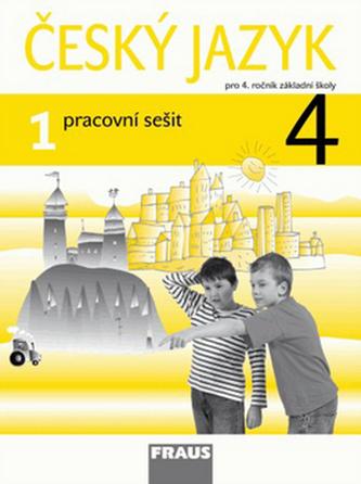 Český jazyk 4/1 pro ZŠ - pracovní sešit