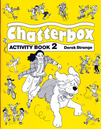Chatterbox 2 Activity Book - Strange Derek