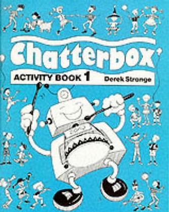 Chatterbox 1 Activity Book - Strange Derek