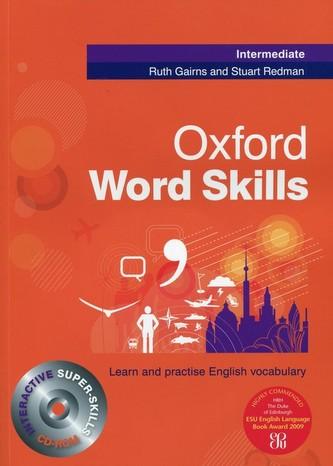 Oxford words skills intermediate:studemnt´s pack ( - Redman Stuart