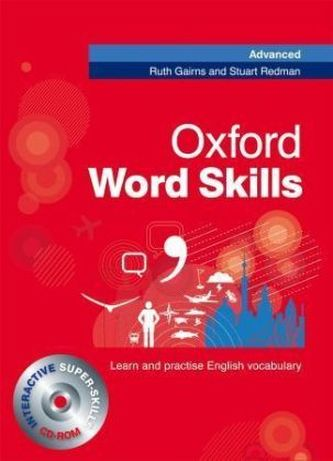 Oxford words skills advanced:Student´s pack (book - Gairns R., Redman S.
