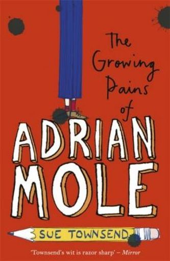 The growing Pains of Adrian Mole - Townsend Sue