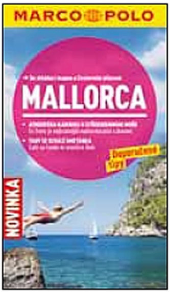Mallorca - Průvodce se skládací mapou