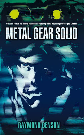 Metal Gear Solid - Benson Raymond