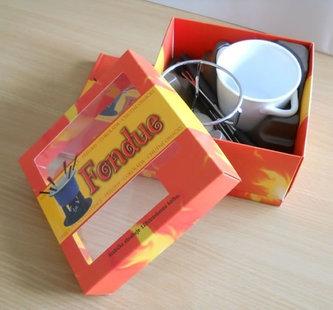 Fondue - dárková krabička - 2. vydání