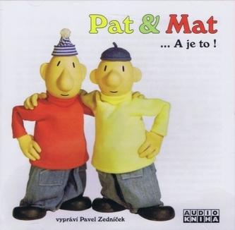 Pat a Mat... A je to! 1CD - Zedníček Pavel