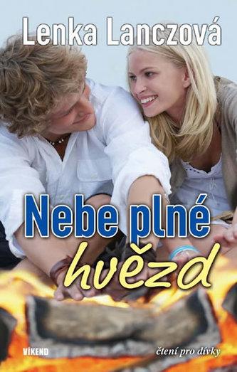 Nebe plné hvězd - 2. vydání - Lanczová Lenka