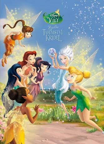 Víly - Zvonilka - Tajemství křídel - Filmový příběh - Disney Walt