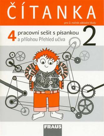 Čítanka 2/4 pro ZŠ - pracovní sešit
